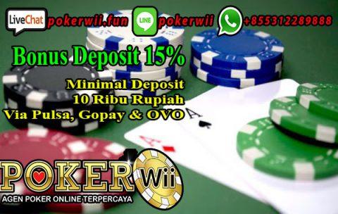 Agen Judi Poker Online 24 Jam Non Stop