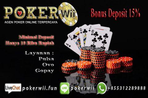 Judi Poker Online Android Jackpot Menguntungkan